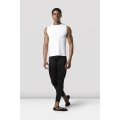 Bloch heren Fitted Muscle Top MT011wit