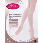 Silky Dance High Performance Convertible Ballet Panty kinderen