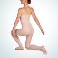 ballet unitard met huidskleur