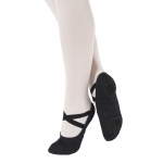 So Danca SD16 Unisex Balletschoenen Zwart